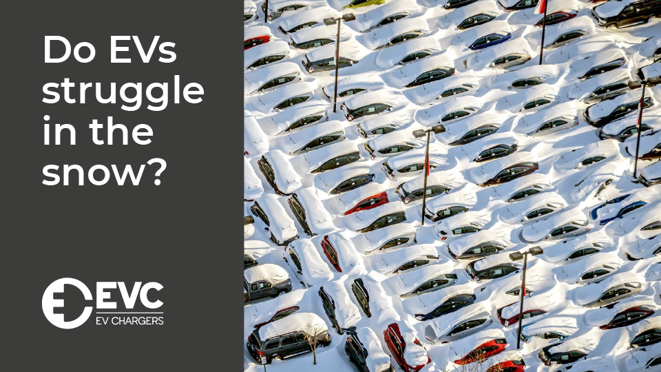 Do EVs struggle in the snow?